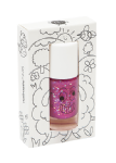 Water based nail polish and natural lip gloss for kids